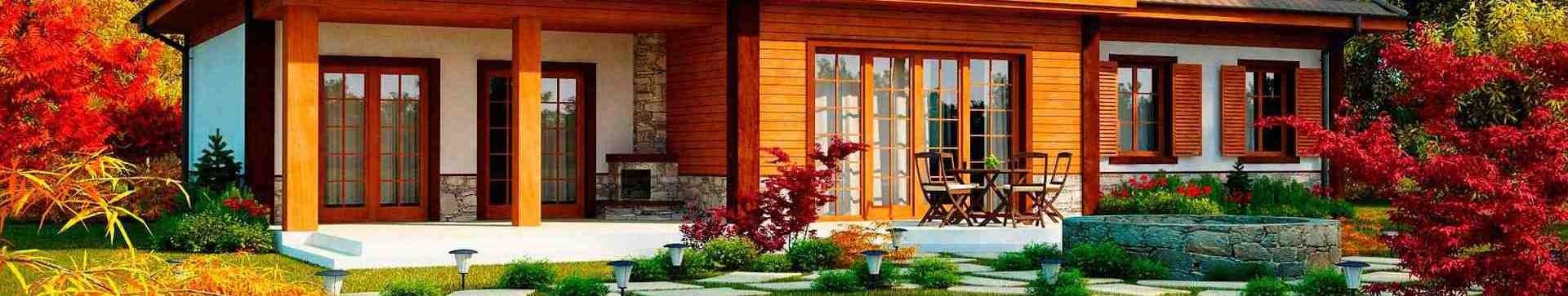 Дачные постройки: дома, хозблоки в СПб