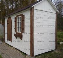 Хозблок-домик, 4х2