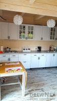 4915 kuchnia w domu drewnianym 1