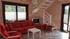 4935 3 wnetrze domku letniskowego drewnianego