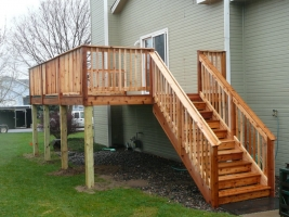 wooden-porch-stair-railing