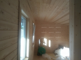 Потолок наклонный